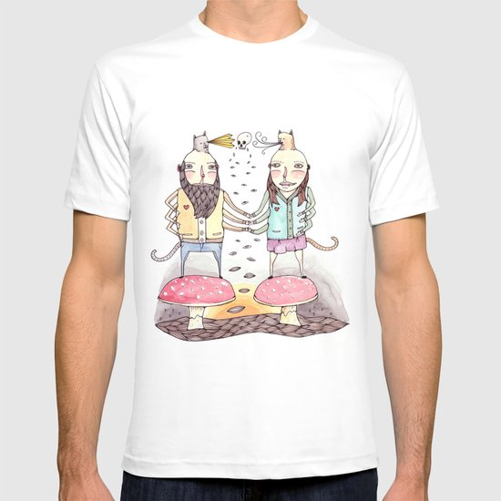 Monsters in Love T-shirt