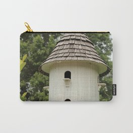 Fancy Bird House Carry-All Pouch