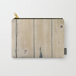 Old Painted Wall Carry-All Pouch