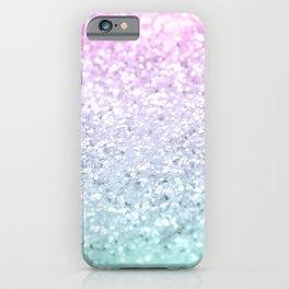 Mermaid Girls Glitter #1 (2019 Pastel Version) #shiny #decor #art #society6 iPhone Case
