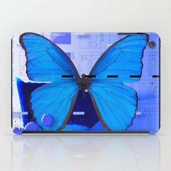No Way No How < The NO Series (Blue) iPad Case