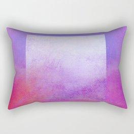 Square Composition VI Rectangular Pillow