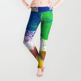 FIGHT FOR PARTY Leggings