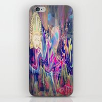 singapore iPhone & iPod Skins featuring Singapore Love by Bohemian Bliss