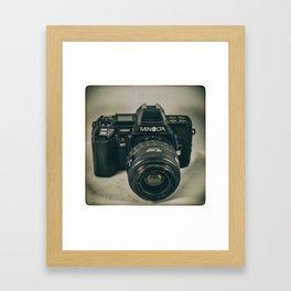 Minolta 7000 Framed Art Print