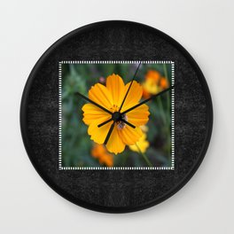 The perfect moment Wall Clock