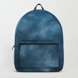 Sky clouds background Backpack