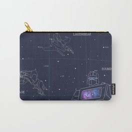 Soundwave, Ravage, Laserbeak Star Chart Carry-All Pouch
