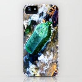 Rushing Bottle: Take 3 iPhone Case