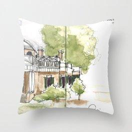 Monticello Throw Pillow