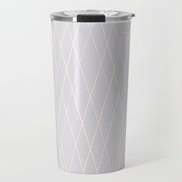 Pale mauve Travel Mug