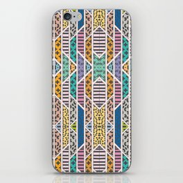 Kal-ei-do-scop-ic iPhone Skin
