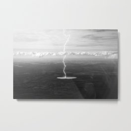 Eureka! Metal Print