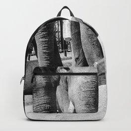 Two Elephants Backpack