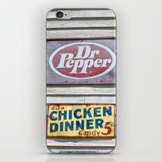 Chicken Dinner Candy iPhone & iPod Skin