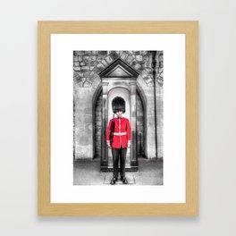 Coldstream Guard Framed Art Print