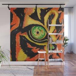 Sumatran Tiger Wall Mural