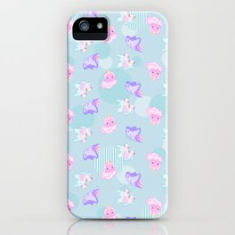 Pastel Ocean iPhone Case