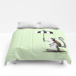 Ring Tailed Lemur Comforters