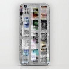 Amsterdam 36 iPhone & iPod Skin