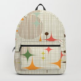 Starbursts and Globes 3 Backpack