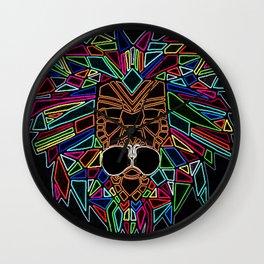 neonlion Wall Clock