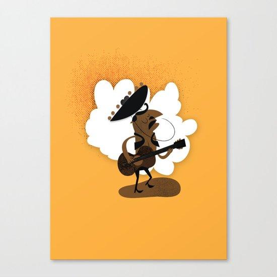 """""""El"""" Canvas Print"""