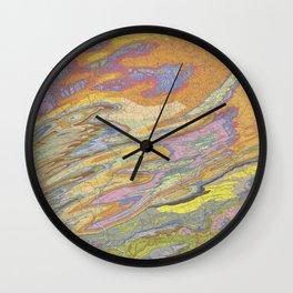 Eastern Pennsylvania (PA) Topo.luv Wall Clock