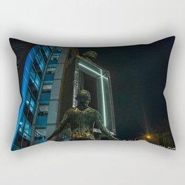Edmonton through the Lens. Rectangular Pillow