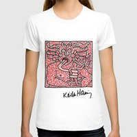keith haring T-shirts featuring Keith Haring by cvrcak