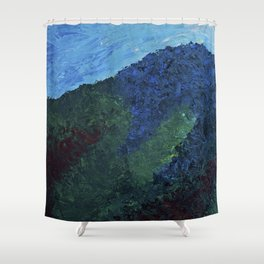 avila.ashes.102 Shower Curtain