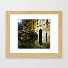 Venice II Framed Art Print
