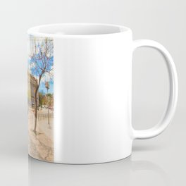 tram . electrico Coffee Mug