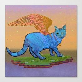 Grandmaster Mousecatcher Canvas Print