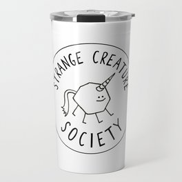 Strange Creature Society Travel Mug