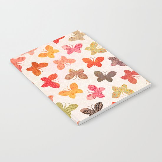 BUTTERFLY SEASON Notebook