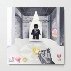 Target Practice Metal Print