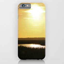 Rays Of Sun iPhone Case