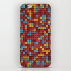 PAPER PIXEL / comic iPhone & iPod Skin