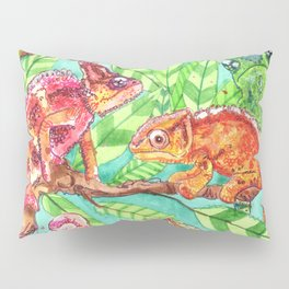 Show Up and Be Seen Pillow Sham