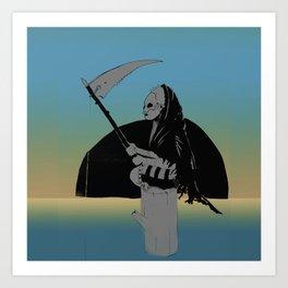 children of death  Art Print