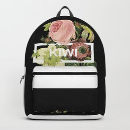 Harry Styles Kiwi graphic design Backpack