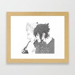 Ignoct - happy days Framed Art Print