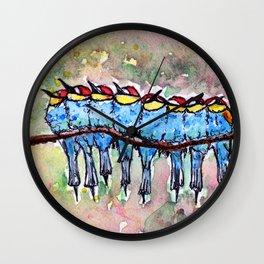 Festivity Wall Clock