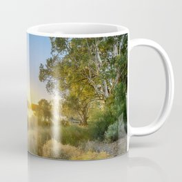 River Sunrise Coffee Mug