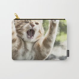 Attack Cat Carry-All Pouch