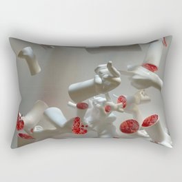 Try, cut, fail, repeat Rectangular Pillow