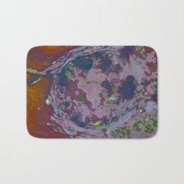 Under Water Creation Bath Mat