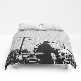 big wheel Comforters