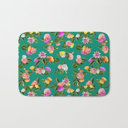 Frida Floral Bath Mat